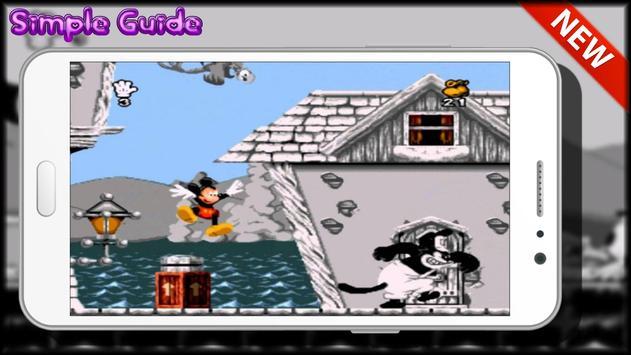 guide mickey mania screenshot 2