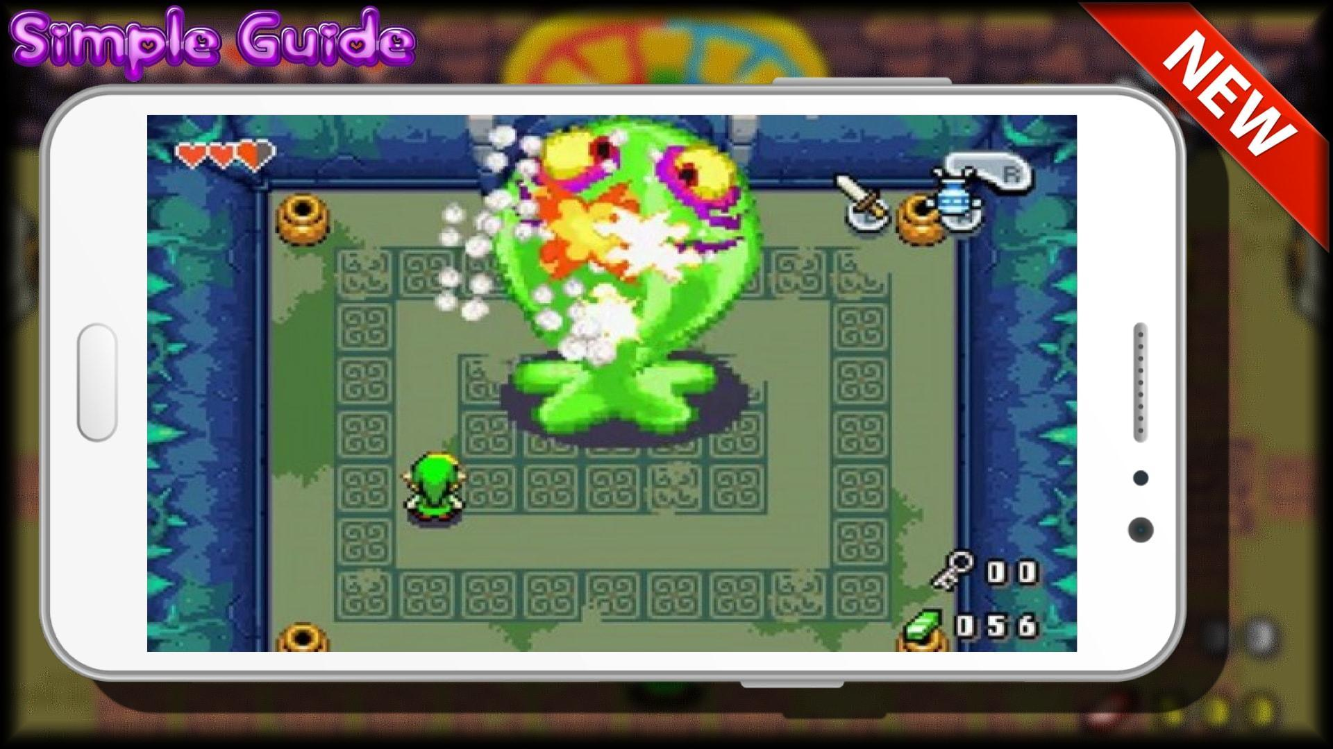 Guide Legend of Zelda: The Minish Cap for Android - APK Download