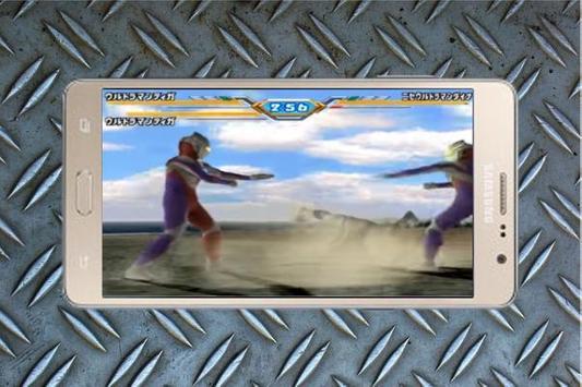 Guide For Ultra Warior Ultraman screenshot 1