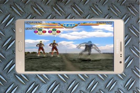 Guide For Ultra Warior Ultraman screenshot 2