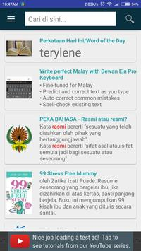 Kamus Pro Online Dictionary poster