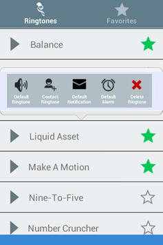 Awesome Business Ringtones screenshot 1