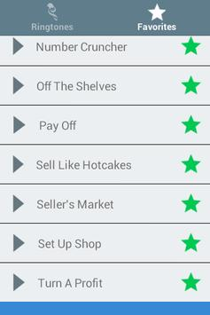 Awesome Business Ringtones screenshot 2
