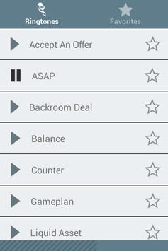 Awesome Business Ringtones screenshot 3