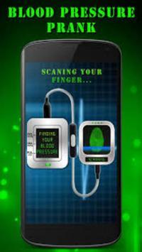 Real finger pressure apk screenshot