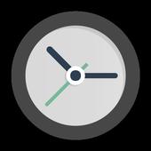 デジタルの時計 icon