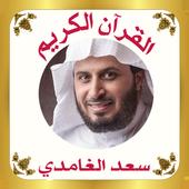 القرآن صوت و صورة بدون نت بصوت الشيخ الغامدي icon
