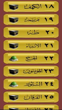القرآن صوت و صورة بدون نت بصوت الشيخ الغامدي screenshot 2