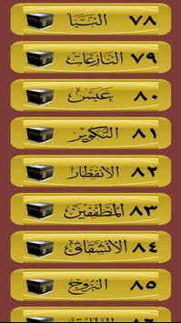 القرآن صوت و صورة بدون نت بصوت الشيخ الغامدي screenshot 5