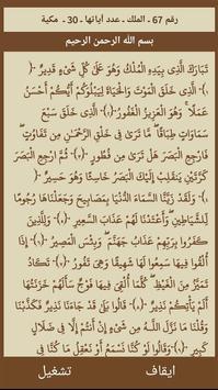 القرآن صوت و صورة بدون نت بصوت الشيخ الغامدي screenshot 8