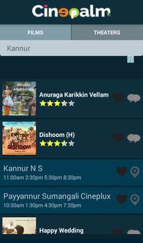 Cinepalm | kerala movies today apk download free entertainment.