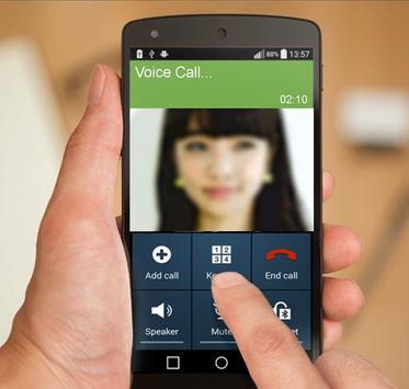 Japan Girls Prank Call apk screenshot