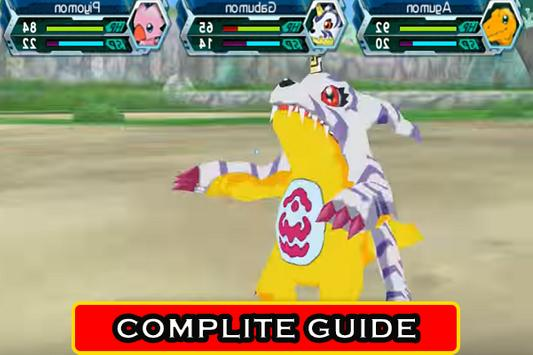 New  Digimon Adventure PRO Guide apk screenshot