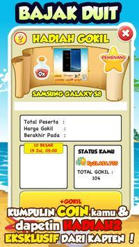 Bajak Duit - Pulsa Gratis Hadiah Gratis screenshot 2