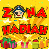 Zona Hadiah icon