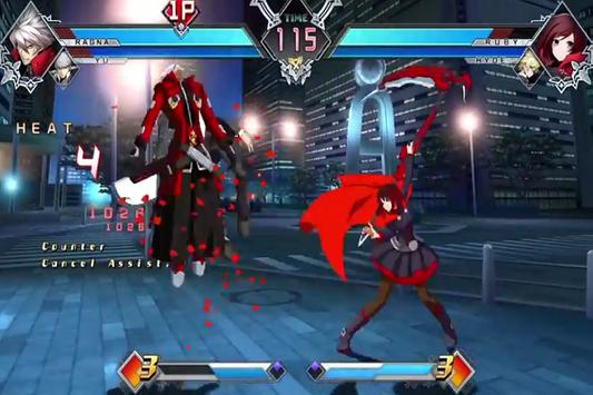 Game Blazblue RR Trick screenshot 1