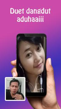 Duet dangdut smule Latest poster