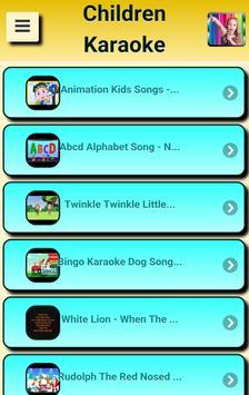 Karaoke Children poster
