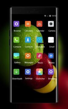Theme for Karbonn K9 Smart Yuva screenshot 1