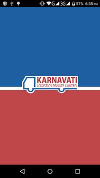 karnavatiLogistics poster
