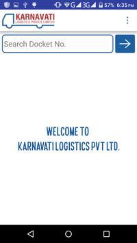 karnavatiLogistics screenshot 1