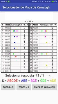 Karnaugh Kmap Solver (FREE) apk screenshot