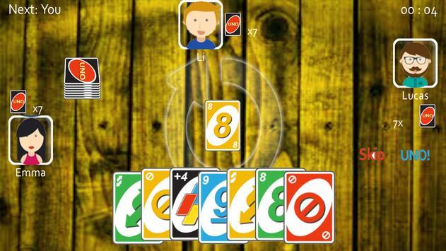 Uno Best Card Game screenshot 3