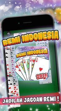 Kartu Remi Indonesia Terbaru (OFFLINE) screenshot 1