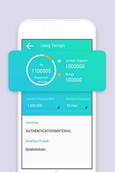 Pinjaman Cepat - Kredit Pinjaman Uang Tunai screenshot 4