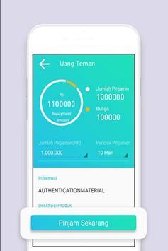 Pinjaman Cepat - Kredit Pinjaman Uang Tunai screenshot 2