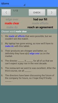 English Vocab Pages Trial screenshot 1
