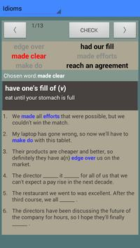 English Vocab Pages Trial screenshot 2