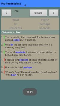 English Vocab Pages Trial screenshot 4