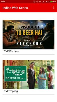 Indian Web Series poster