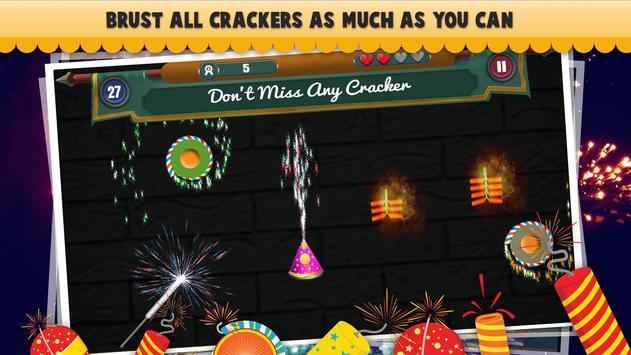 Diwali Crackers Game 2017 apk screenshot