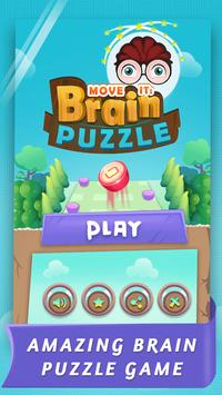 Move It : Brain Puzzle Games poster