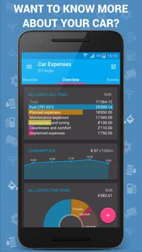 Car Expenses Manager Pro poster