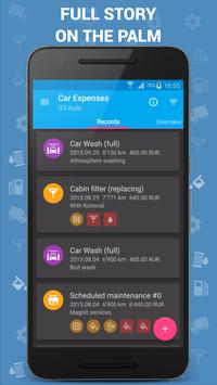 Car Expenses Manager Pro 截图 1
