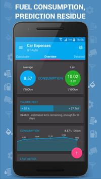 Car Expenses Manager Pro 截图 3