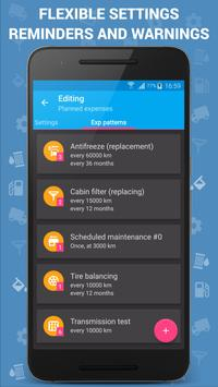 Car Expenses Manager Pro 截图 6