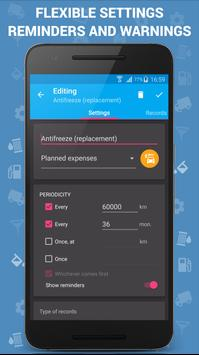 Car Expenses Manager Pro 截图 7