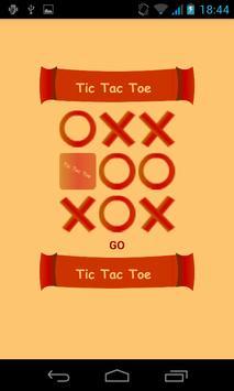 TIC TAC TOE _ O vs X apk screenshot