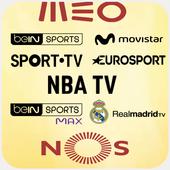 Hispasat 30°W Sports CH Freq. icon