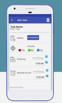 Task list - Task Manager & Reminder screenshot 2