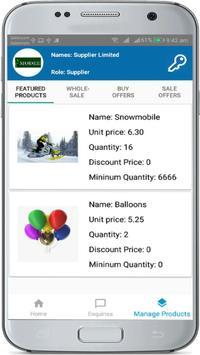 Blazebay Suppliers screenshot 4