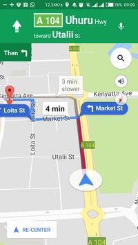 Places of Interest apk screenshot