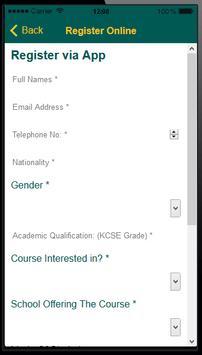 ICS College apk screenshot