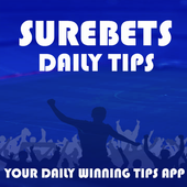 Surebets Daily Tips- Daily Sports Betting Tips icon