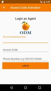 Orange Democratic Movement apk screenshot