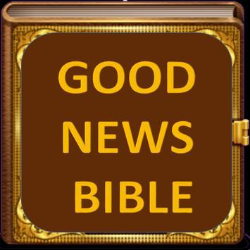 GOOD NEWS BIBLE (TRANSLATION) poster